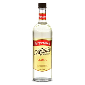 Classic Syrups Da Vinci Peppermint Syrup
