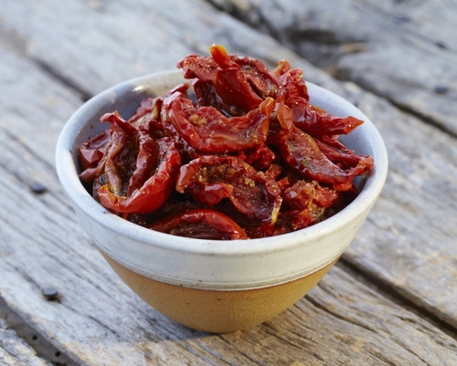 Premium Italian Semi Dried Tomatoes in Oil