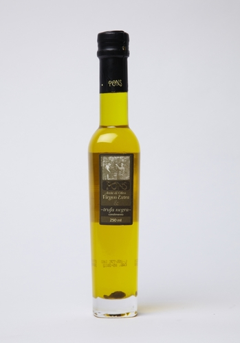 Extra Virgin Olive Oil with Black Truffle
