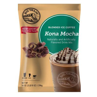 Big Train Kona Mocha