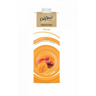 Real Fruit Smoothies Da Vinci Mango