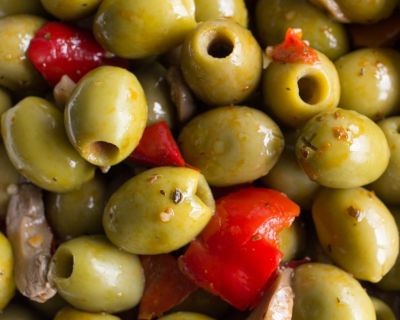 Pitted Vinci Olives