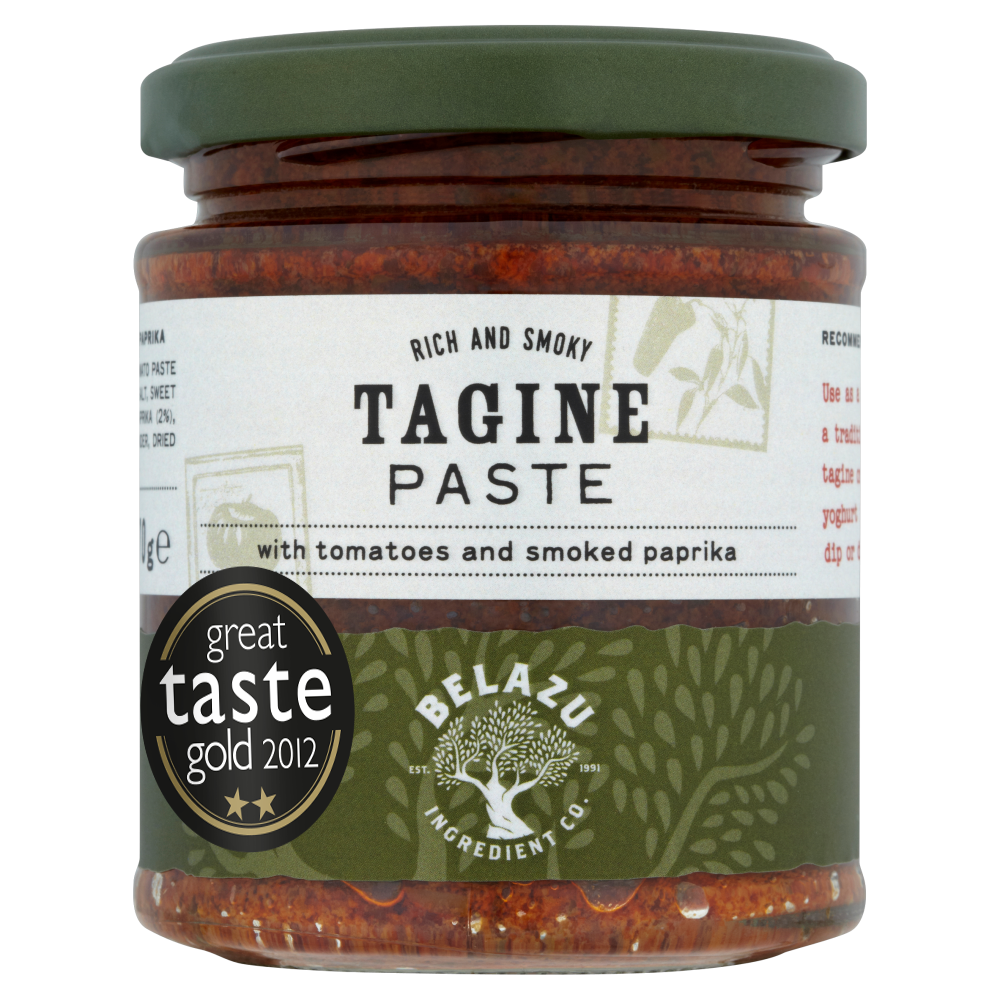 Pestos and Pastes Tagine Paste