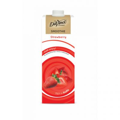 Real Fruit Smoothies Da Vinci Strawberry (Bulk)