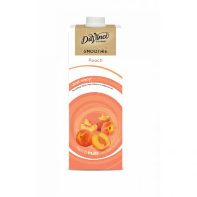 Real Fruit Smoothies Da Vinci Peach (Bulk)