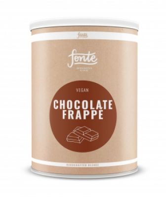 fonte - Chocolate Frappé