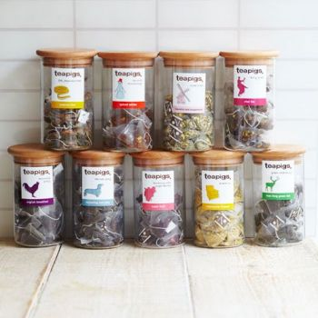 Click to view our Tea range