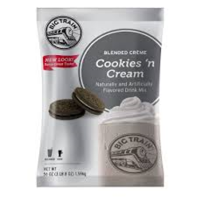 <br /> <b>Notice</b>:  Trying to get property 'subcategoryName' of non-object in <b>/home/falconsalesco/public_html/includes/subcategorieslist.php</b> on line <b>131</b><br />  Big Train Cookies N Cream