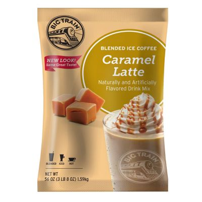 <br /> <b>Notice</b>:  Trying to get property 'subcategoryName' of non-object in <b>/home/falconsalesco/public_html/includes/subcategorieslist.php</b> on line <b>131</b><br />  Big Train Caramel Latte