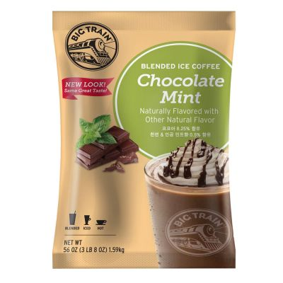 <br /> <b>Notice</b>:  Trying to get property 'subcategoryName' of non-object in <b>/home/falconsalesco/public_html/includes/subcategorieslist.php</b> on line <b>131</b><br />  Big Train Chocolate Mint